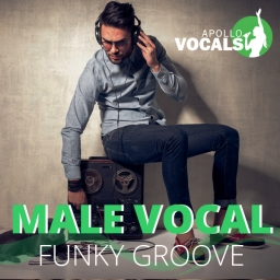 Male Vocal - Funky Groove