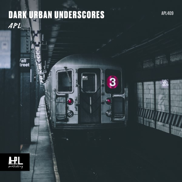Dark Urban Underscores