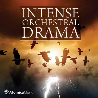Intense Orchestral Drama