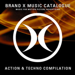 Brand X Action & Techno Compilation #1
