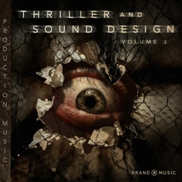 Thriller and Sound Design Volume 3
