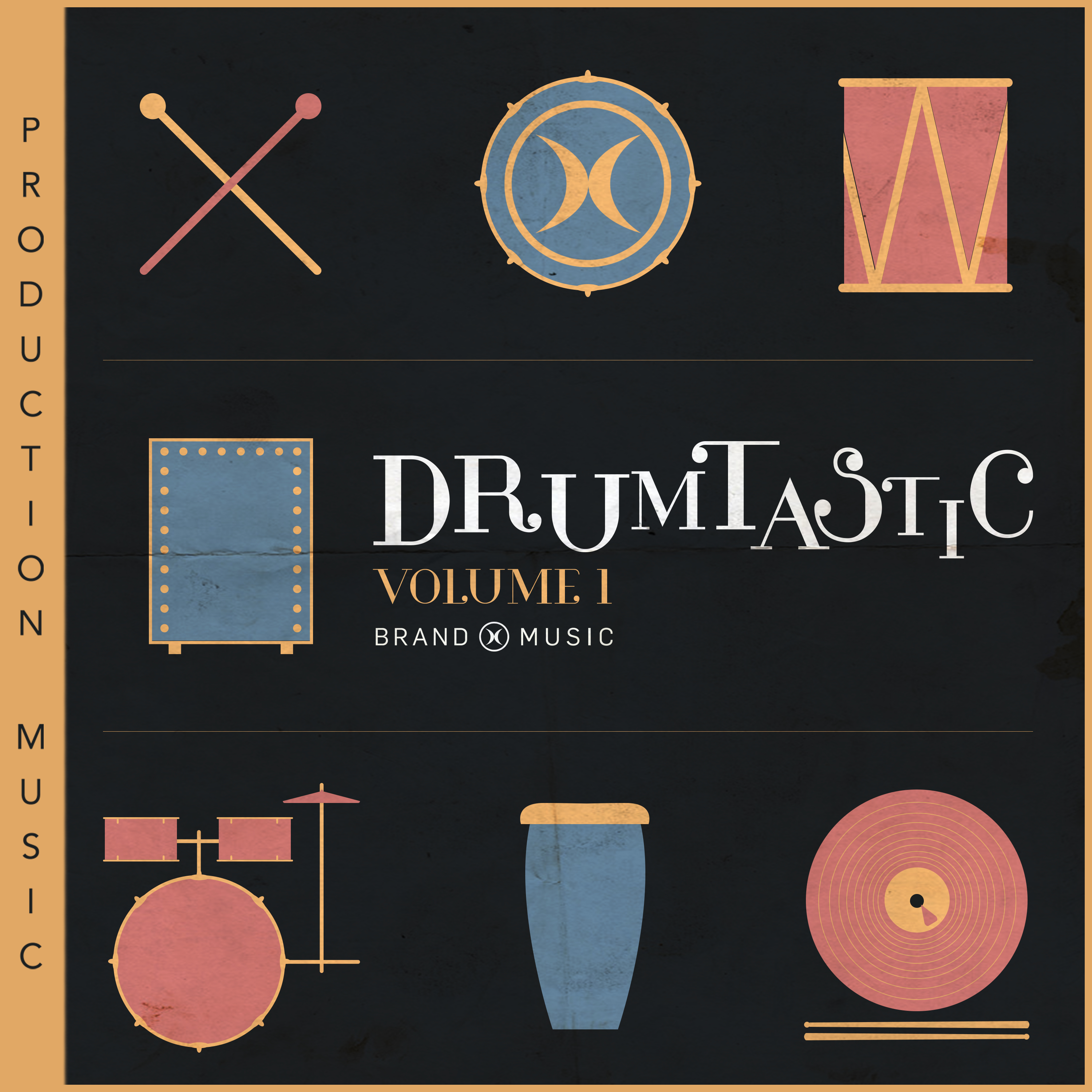 Drumtastic Vol 1