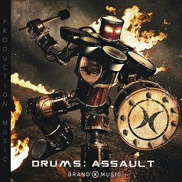 Drums - Assault