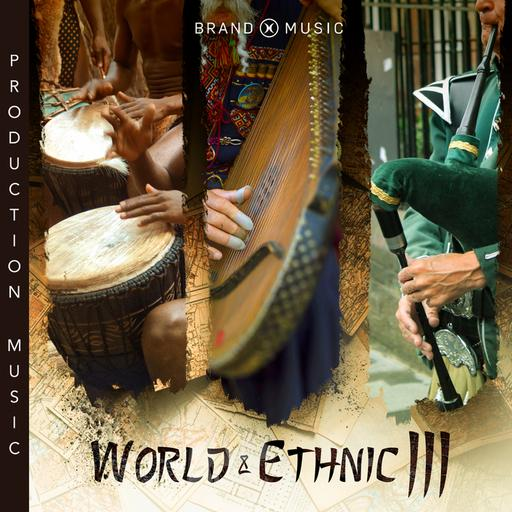 World And Ethnic Volume 3