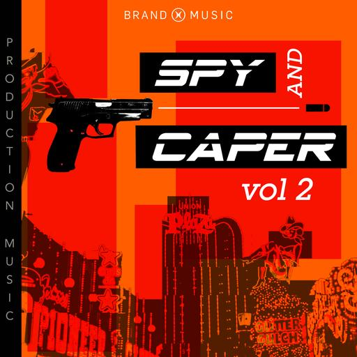 Spy and Caper Volume 2