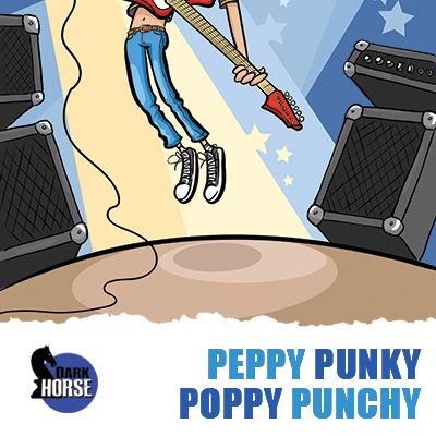 Peppy Punky Poppy Punchy