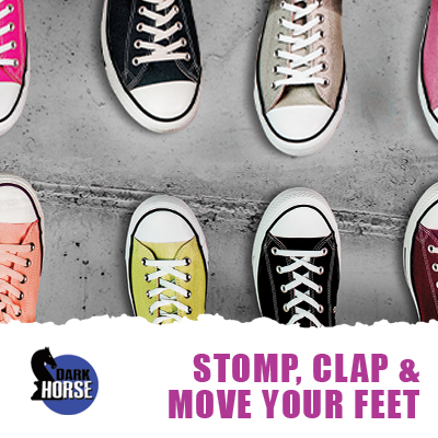 Stomp Clap & Move Your Feet