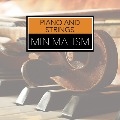 Piano And Strings Minimalism